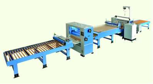PUR Machine Kitchen Door Laminating Machine Laminated Door Panel Machine High Gloss Panel Production Line Flat Lamination
