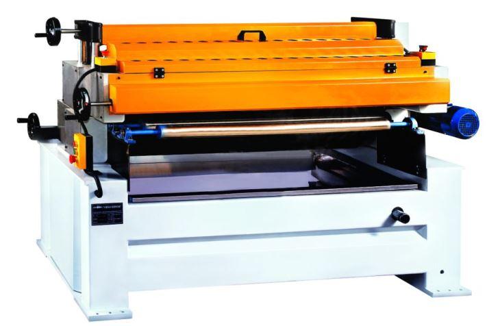 Double Sides Wooden Glue Spread Machine
